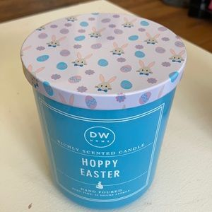 DW Home Hand Poured Candle Hoppy Easter